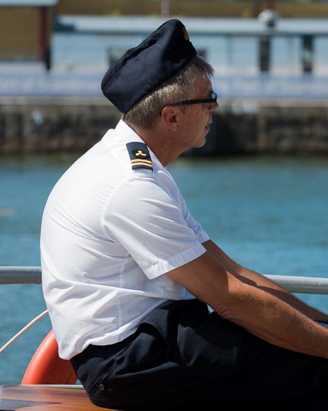 Svenska flottans ryggrad