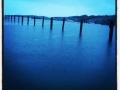 Höst, regn och en tom hamn vad kan kännas mer ödsligt?