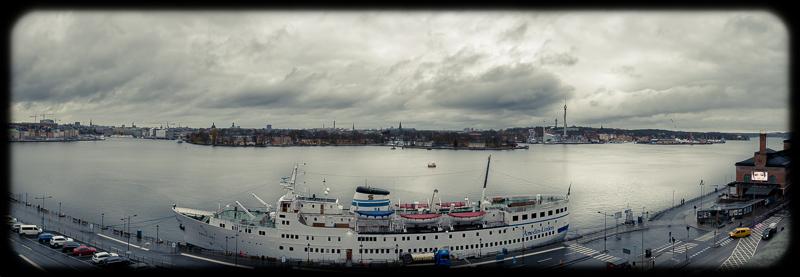 Panorama från Söder